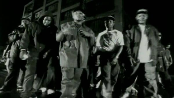 N.W.A. – Alwayz Into Somethin'