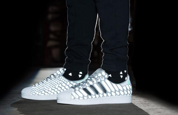 The 'Xeno' Adidas Superstar Returns In Silver