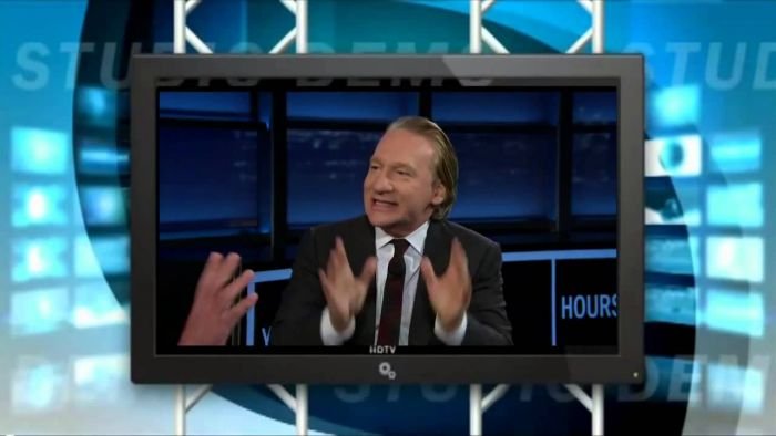 Bill Maher Reveals How Republicans' Heads Explode Every Time Bernie Sanders Speaks
