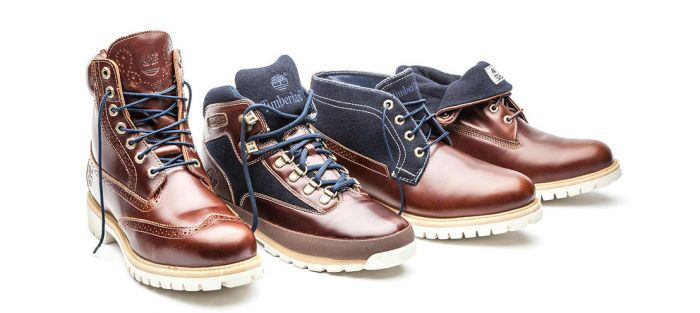 Timberland Chestnut Quartz Collection