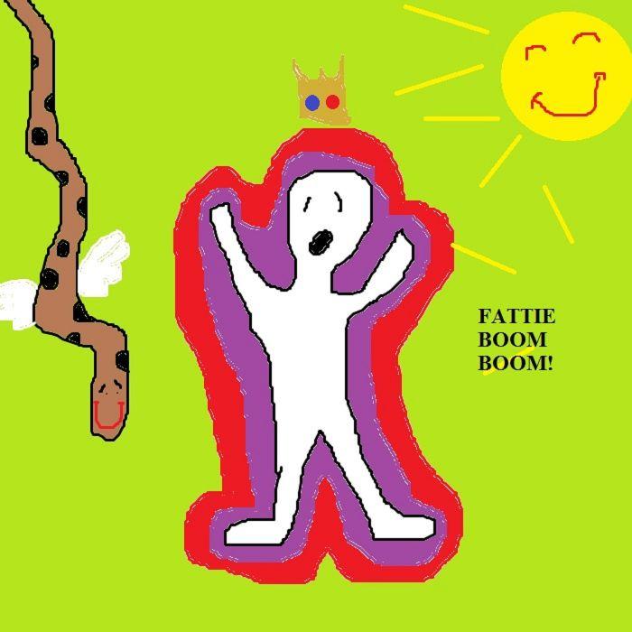 """""""Fattie Boom Boom!"""" By Cisco Kid"""