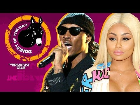 """Charlamagne Gives Blac Chyna """"Donkey Of The Day"""""""