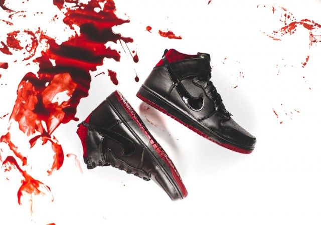 "Nike Dunk High ""Coffin"""
