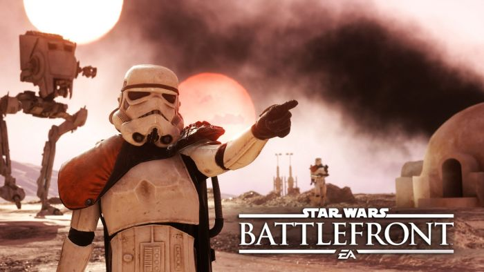 Star Wars Battlefront (Gameplay Launch Trailer)