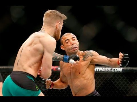 Conor McGregor Knocks Out Jose Aldo In 13 Seconds