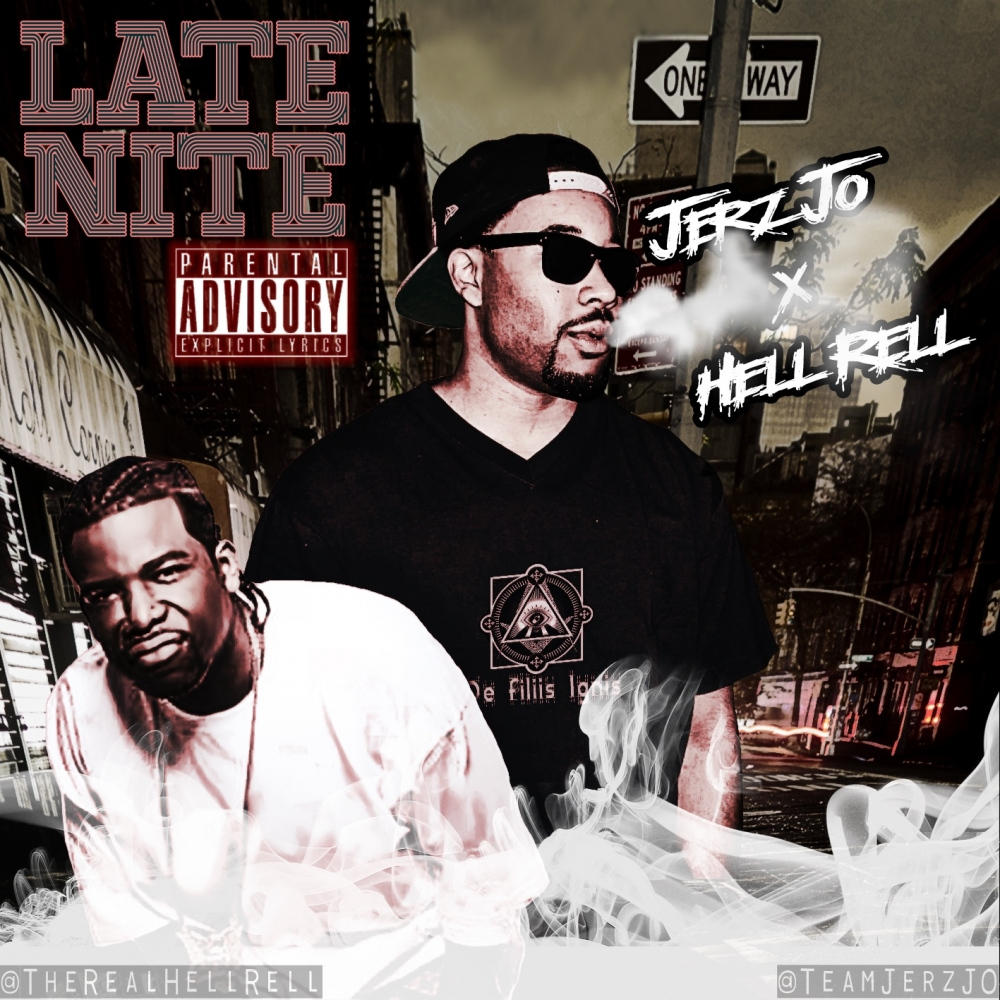"""Find Out Why Newcomer Jerz Jo And Hell Rell Are Up """"Late Night!"""""""