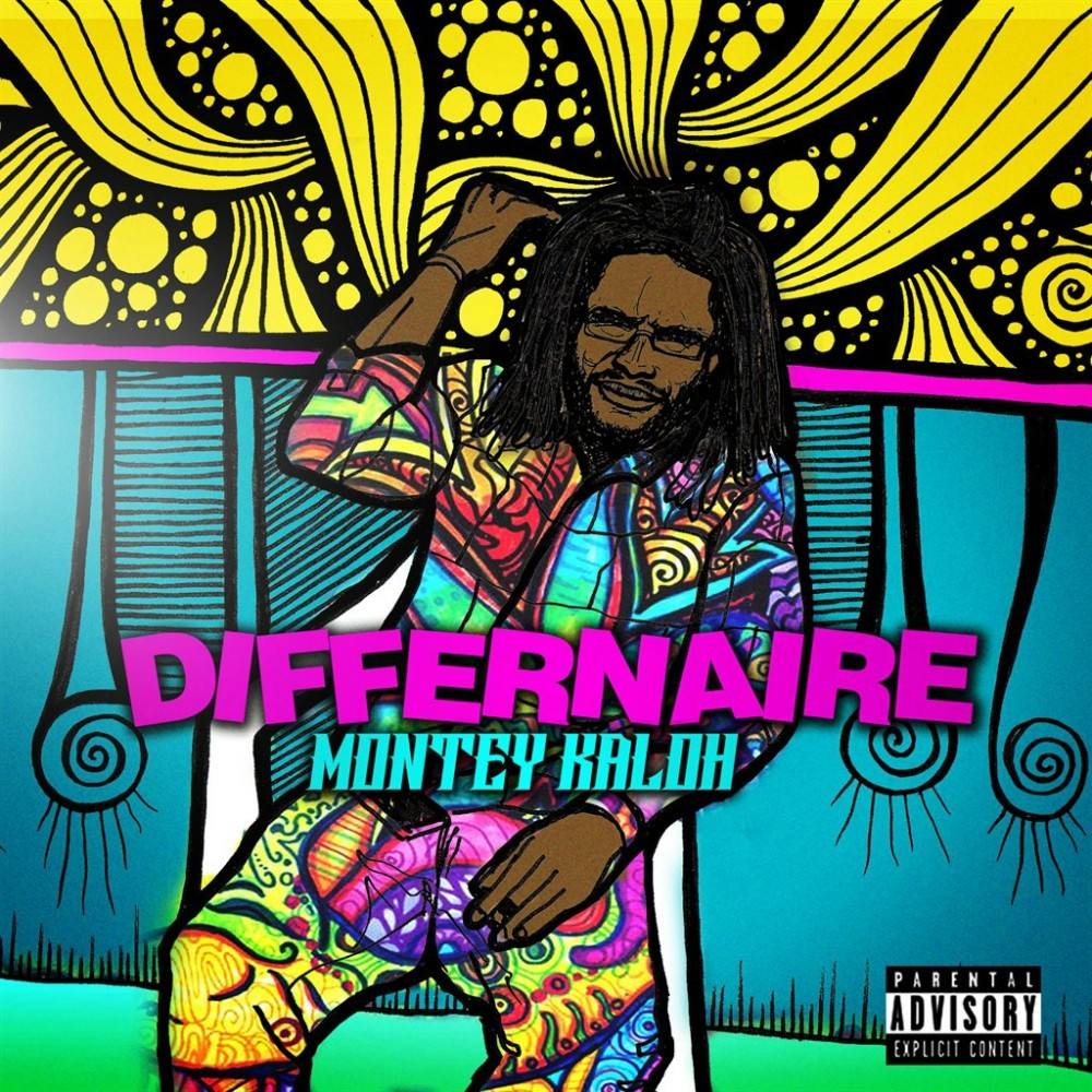 Montey Kaloh's 'Differnaire' Mixtape Is Godly