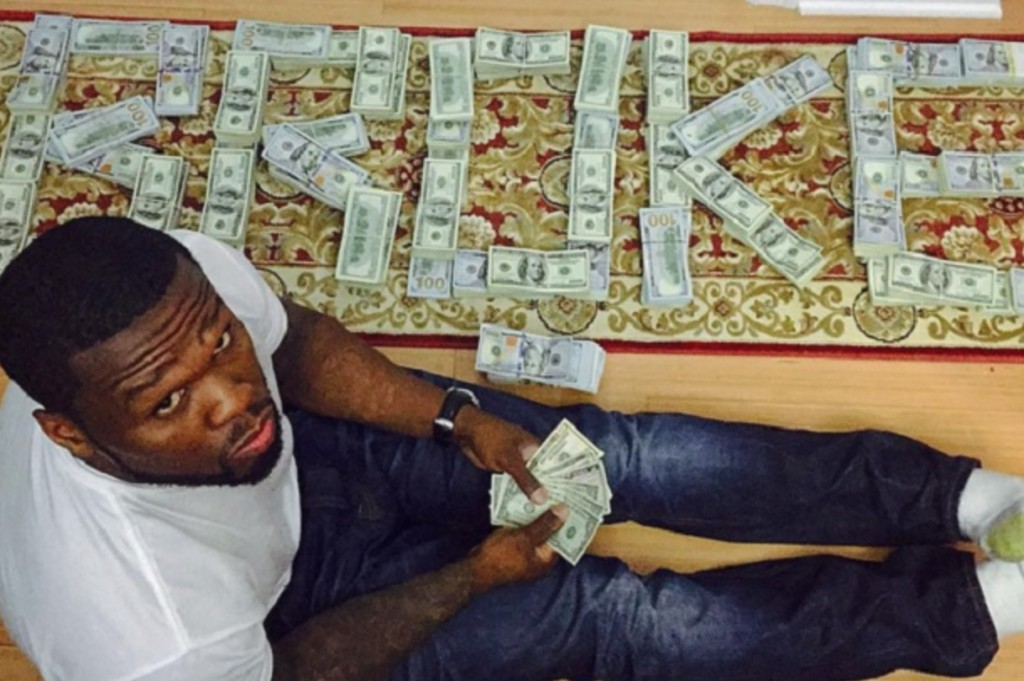 50 Cent Ordered to Court Over Instagram Photos