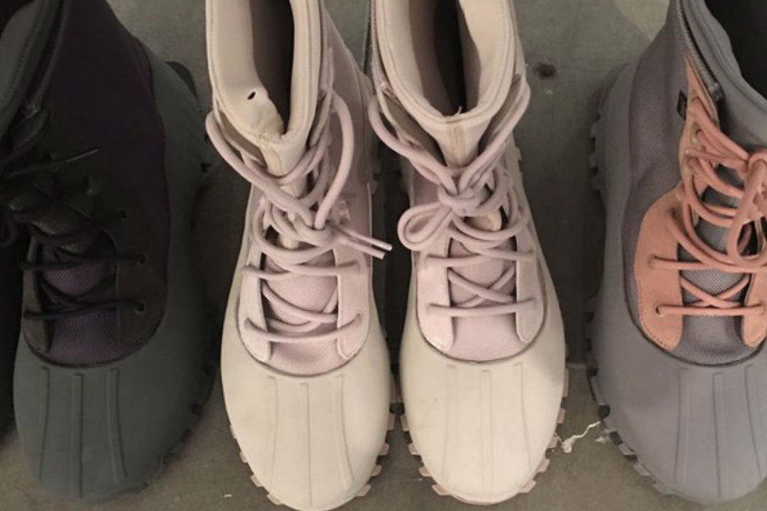 Kanye West Previews Yeezy 1050 Boots and New Yeezy Boost Colorways