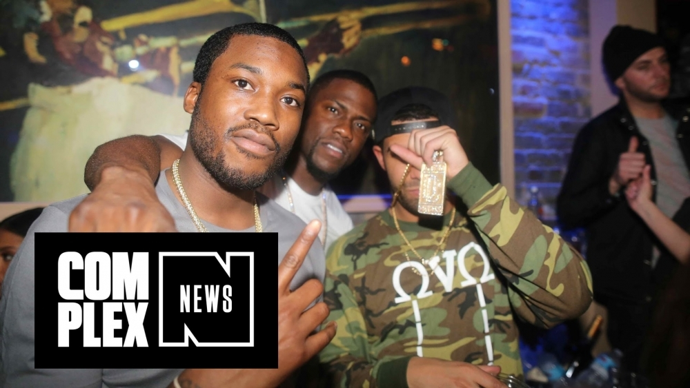 Does Meek Mill Have A Mole In Drake's OVO Camp?