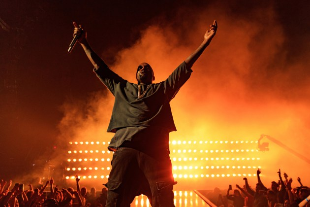 Kanye West Says New Album Title Has Initials T.L.O.P.