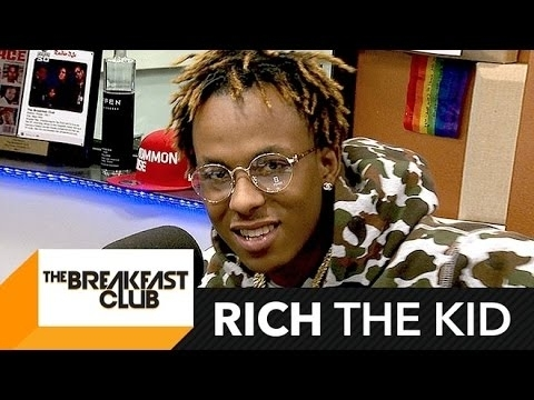 Rich The Kid Interview With The Breakfast Club