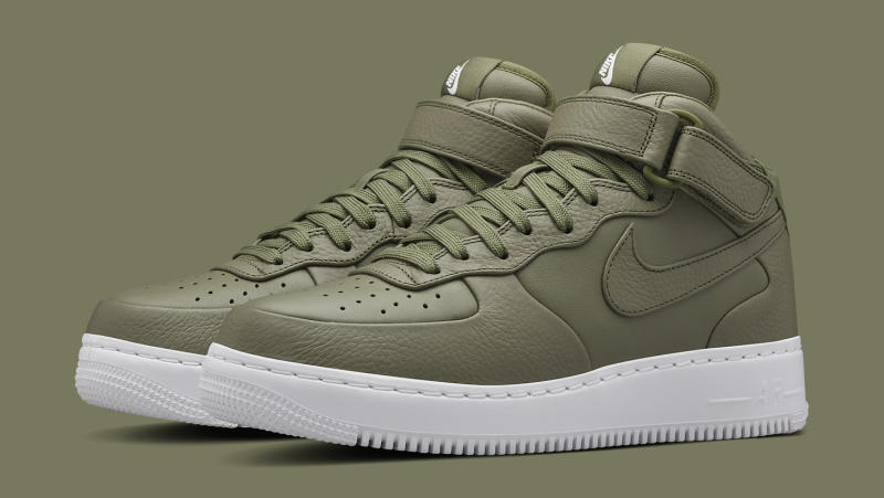 NikeLab Has More Monochromatic Air Force 1's