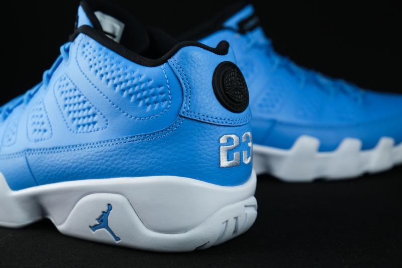 "A Detailed Look At ""Pantone"" Jordan 9 Lows"
