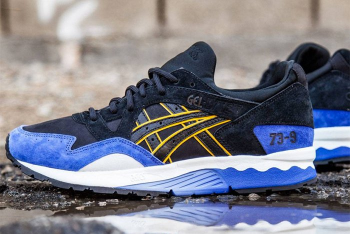 Bait x Asics Gel Lyte V (Splash City 73-9)