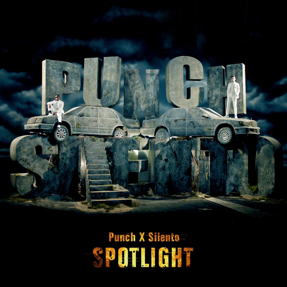 """Silento Takes On K-Pop With K-Pop Star Punch, On The New Single """"Spotlight"""""""