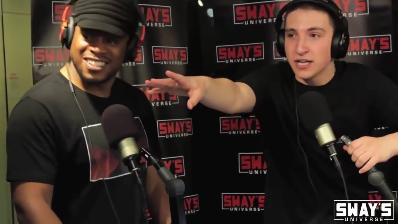 """Boston Rapper """"Token"""" Spits A Freestyle For 6 Minutes Straight"""