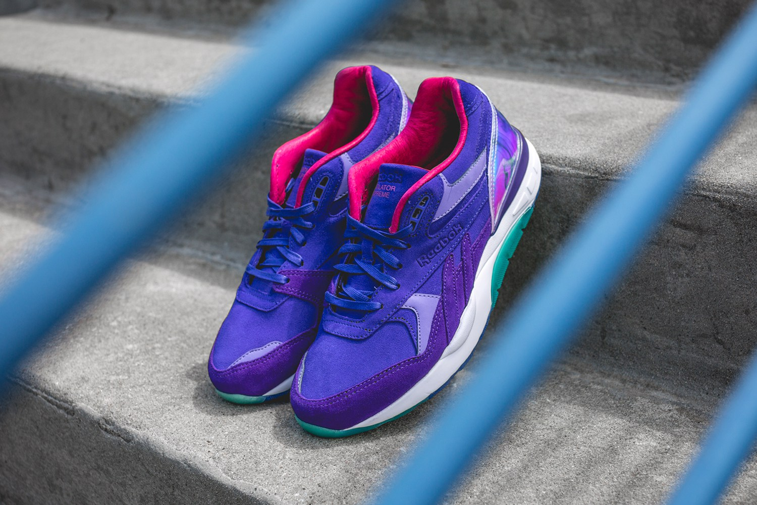 Reebok Channels Cam'ron's 'Purple Haze' on the Ventilator Supreme