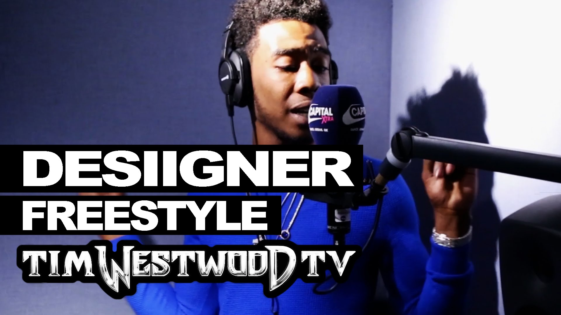 Desiigner Shows Off Crazy New Style in New Tim Westwood Freestyle
