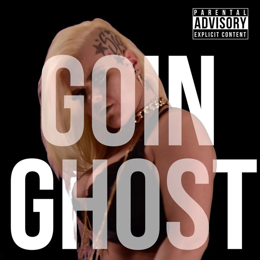 "One of the Mid-West's Hottest Female Emcees J. Irja is ""Goin Ghost"""