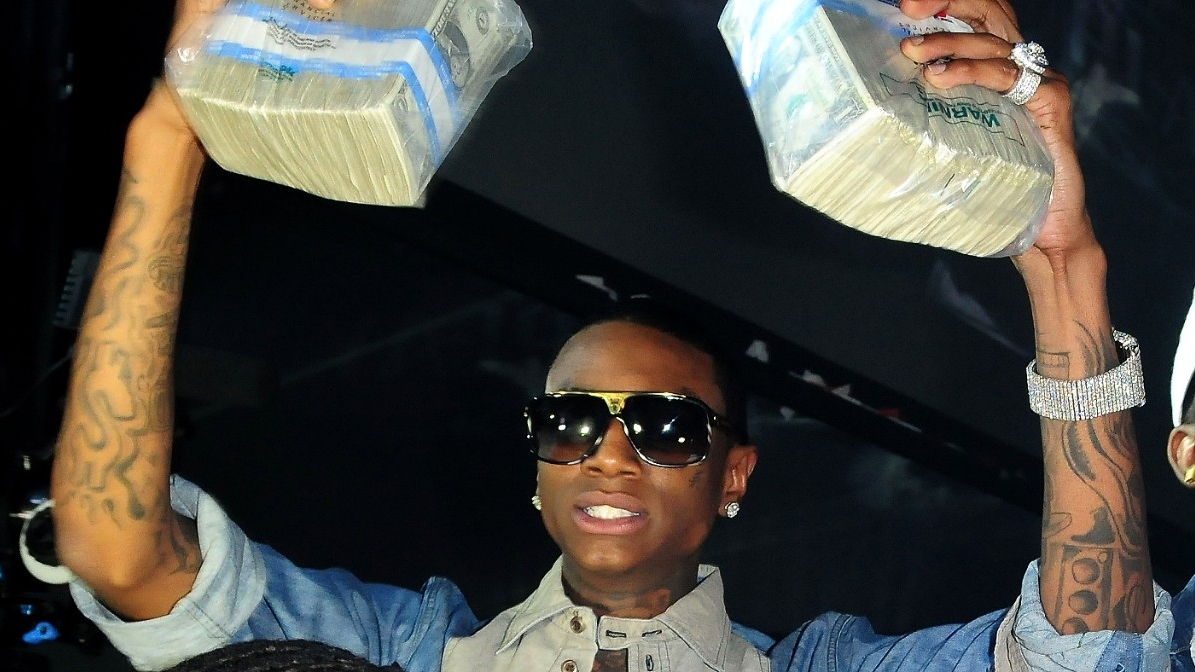 Soulja Boy Has Signed a $400 Million Deal