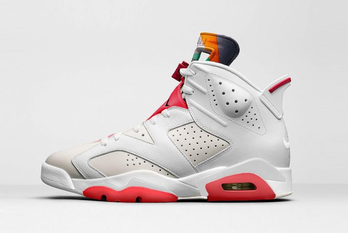 "Here's What The Air Jordan 6 ""Hare"" Could Look Like In 2017"