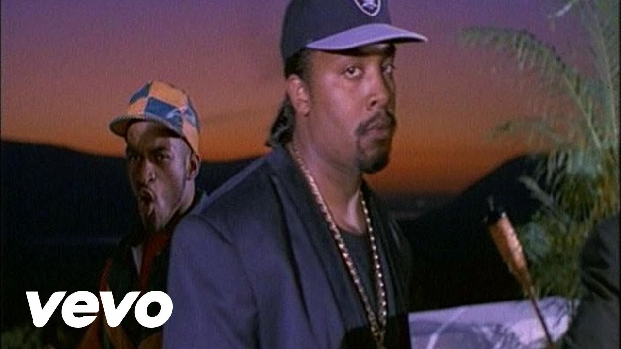 Eric B. & Rakim – Don't Sweat The Technique