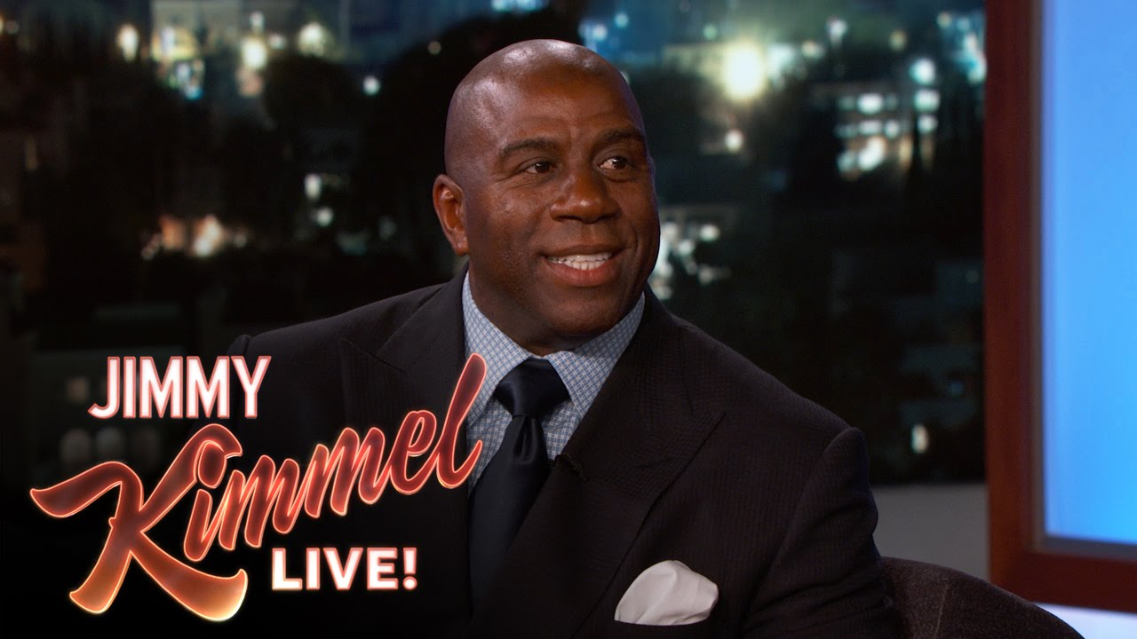 Magic Johnson Says Kobe Is The Greatest Laker Of All Time