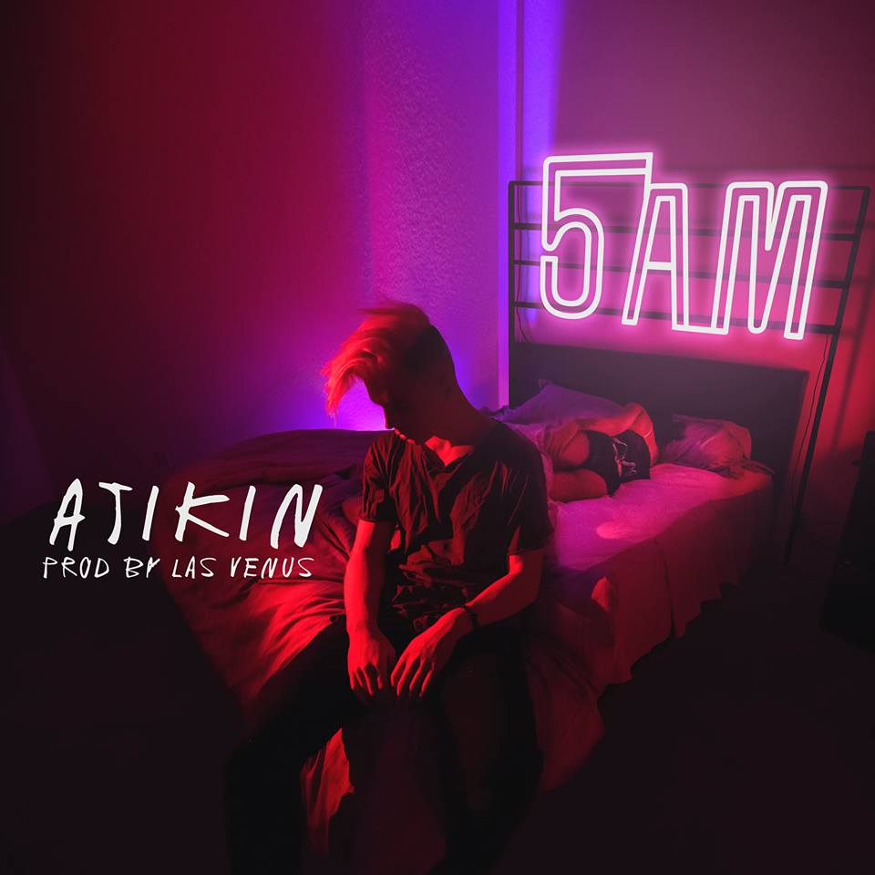 It's LIT! ‪#‎5AM‬ by ATIKIN is OUT 🚀 & ON FIRE!!!