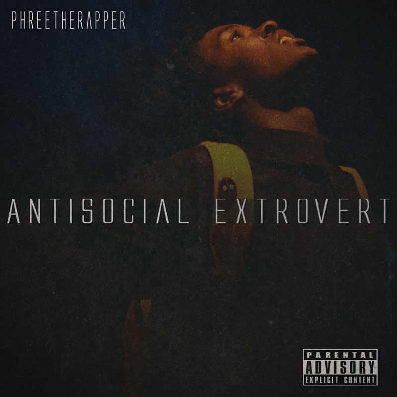 Phreetherapper – ANTISOCIAL EXTROVERT (VMG Exclusive)