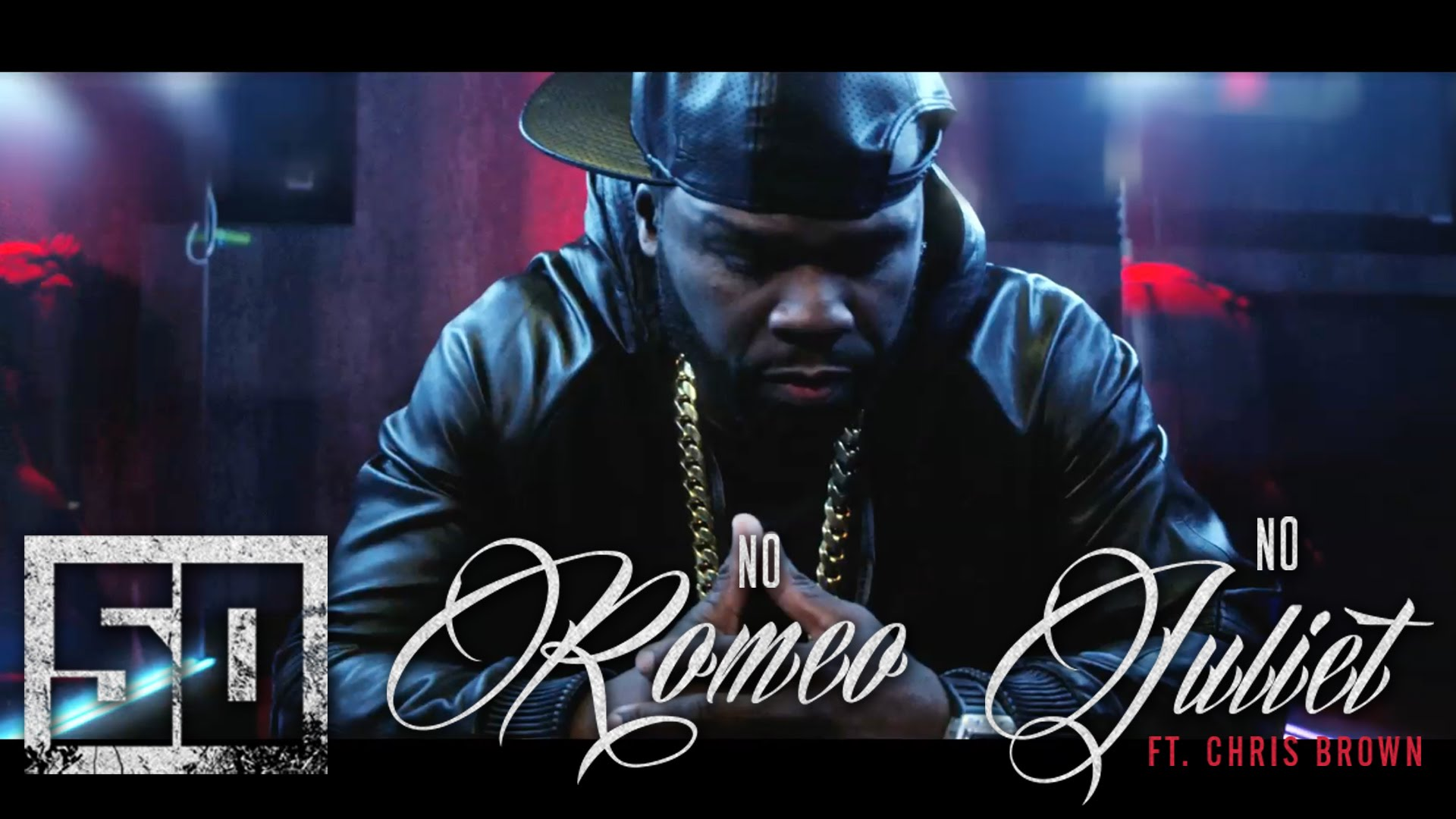 """50 Cent & Chris Brown Take It To The Club For """"No Romeo No Juliet"""""""