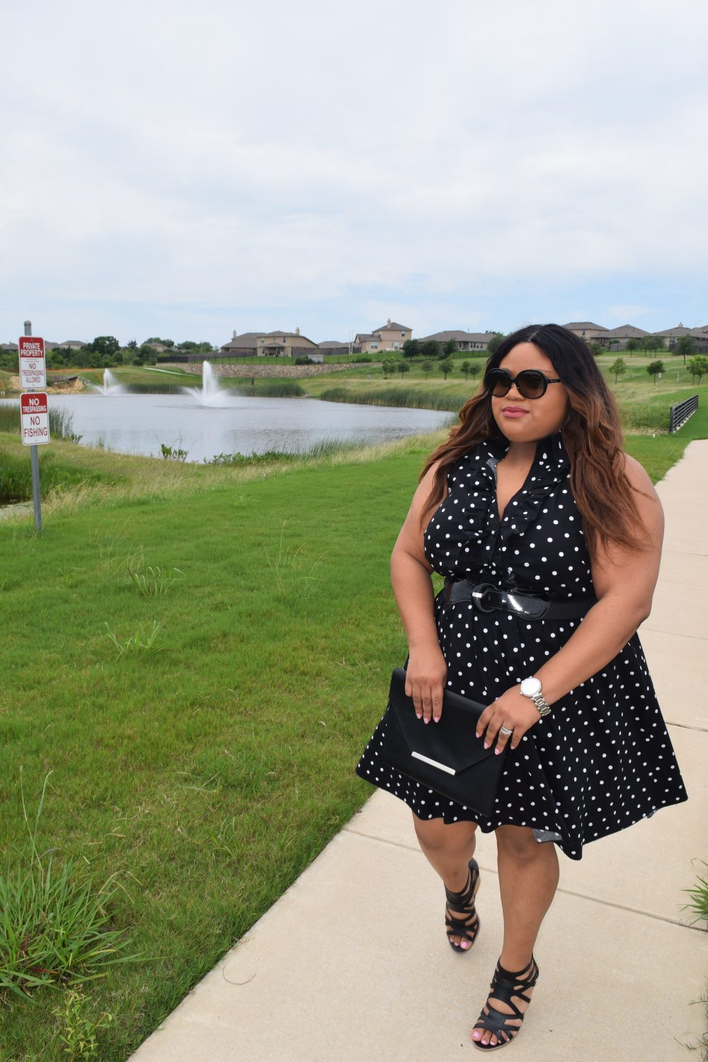 Plus Size Blogger Belle Meets Glam Very Own Natasha 5 Questions