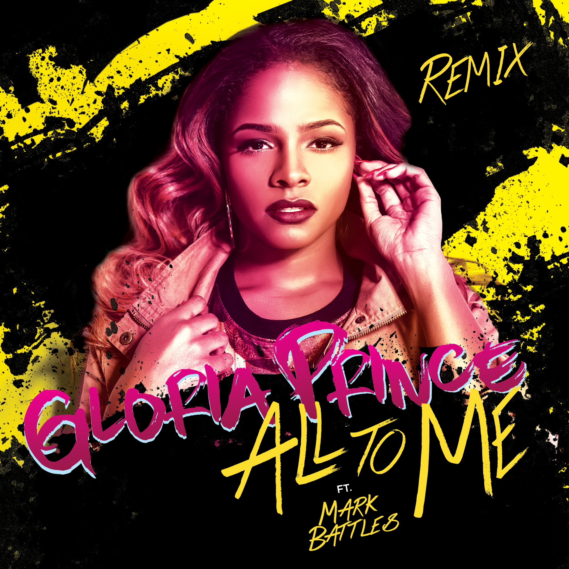 "Texas Native Gloria Prince Releases ""All To Me"" Featuring Mark Battles"