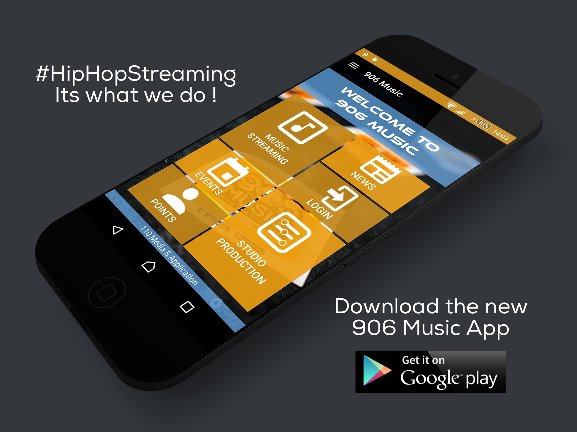 #HipHopStreaming For All Your 90's Hip Hop And More