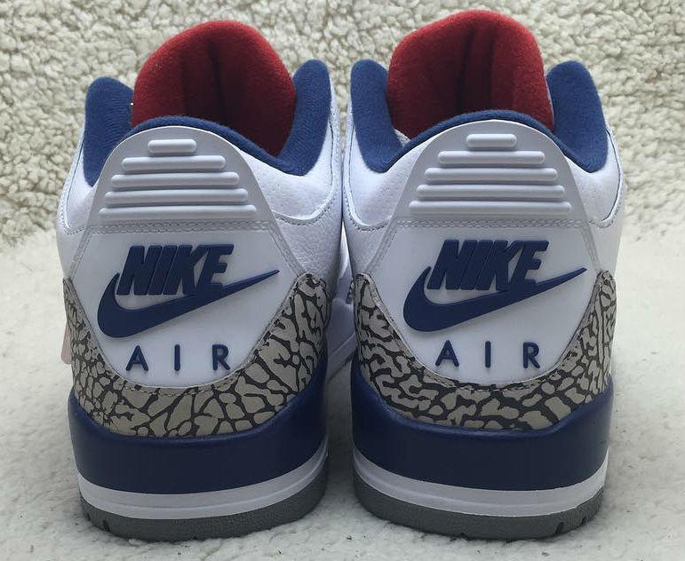 """True Blue"" Air Jordan 3s For Black Friday Just Leaked"