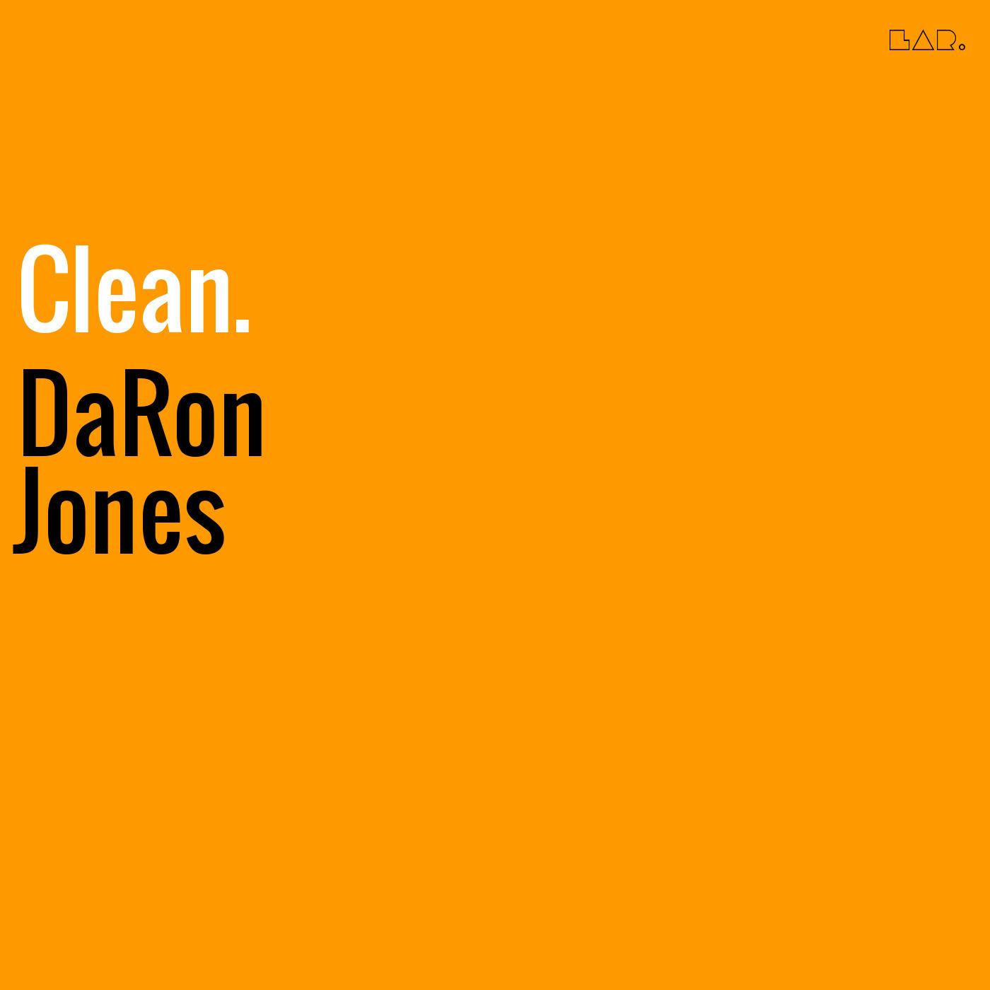 DaRon Jones – Clean