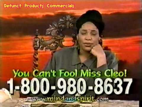 Miss Cleo Dies At Age 53
