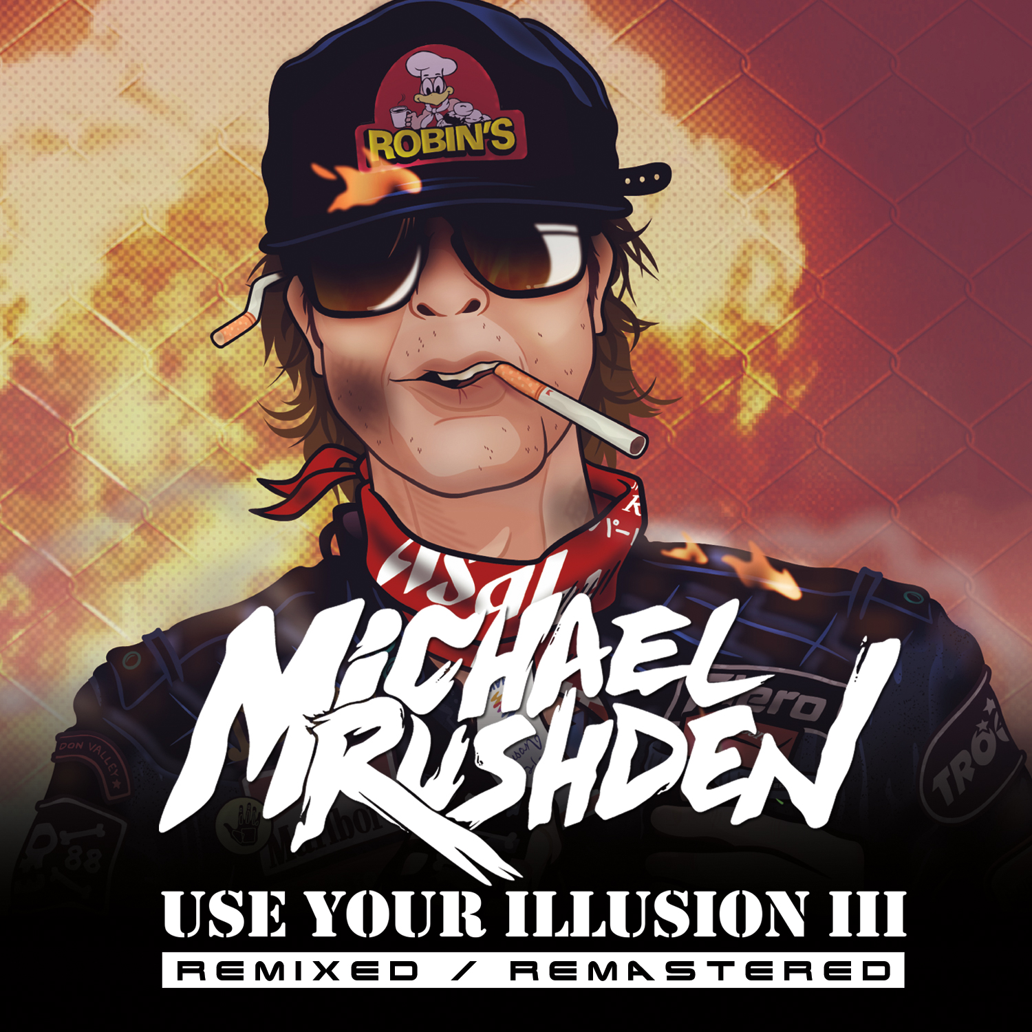 Michael Rushden Is Here To Break The Internet With New Album Use Your Illusion III