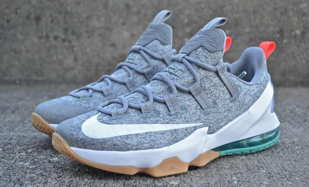 The Nike LeBron 13 Low Summer Pack Will Release Next Week