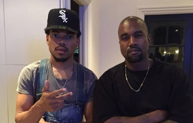 Yes, Chance The Rapper & Kanye West's 'Good Ass Job' Project Is Real