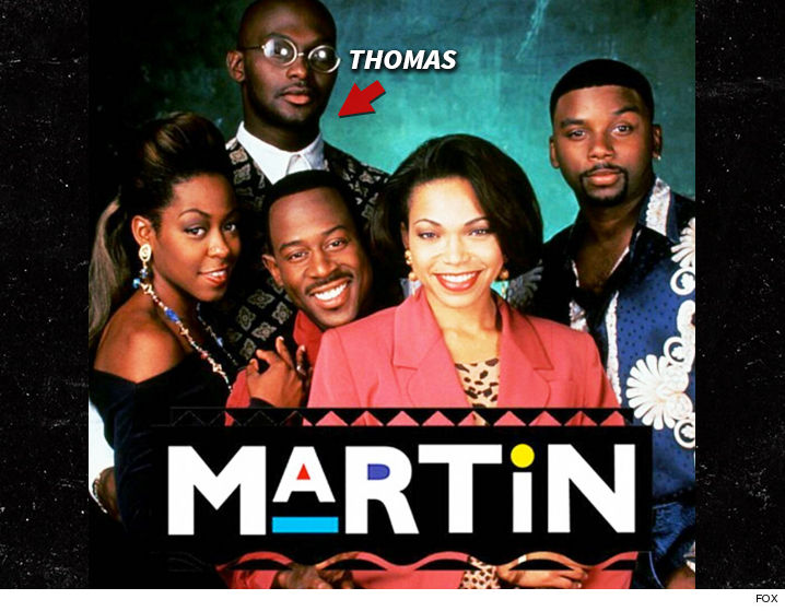 'Martin' Star Tommy Ford On Life Support, Wife Says