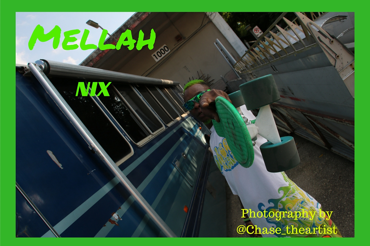 Mellah Nix – Presentz: STRIPPAZNSK8BOARDZ