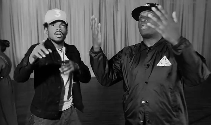 """Chance the Rapper Debuts """"How Great"""" Video with Jay Electronica & Francis & the Lights"""