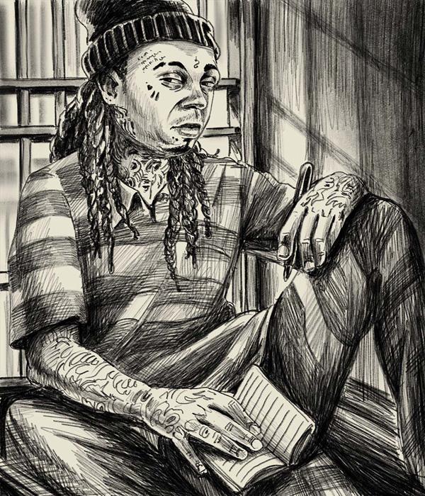 Read More Excerpts From Lil Wayne's Prison Memoir, 'Gone 'Til November'