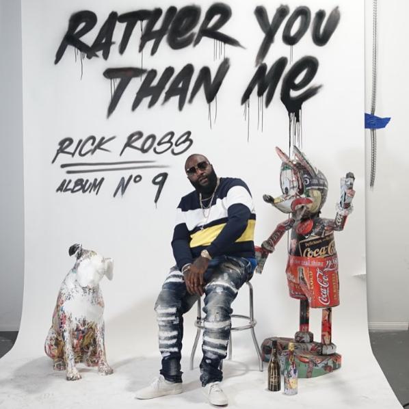 Rick Ross Announces Ninth Album, 'Rather You Than Me'