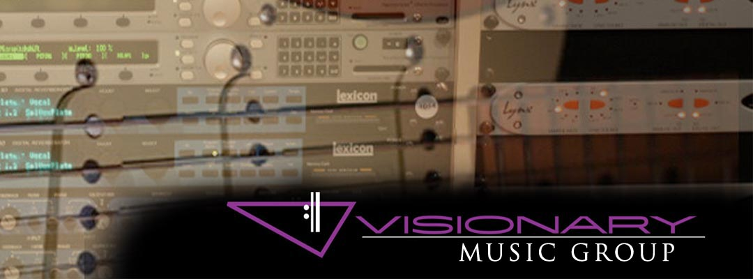 Recording Studio in New Jersey – Visionary Music Group