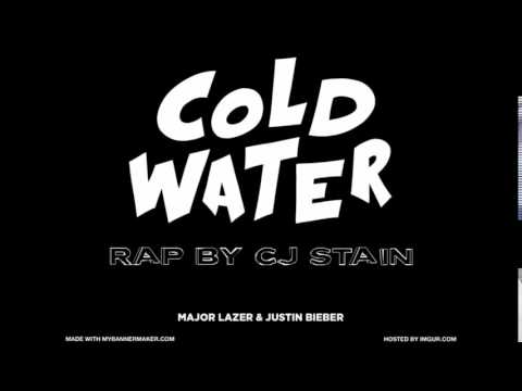 CJ Stain – Major Lazer Cold Water