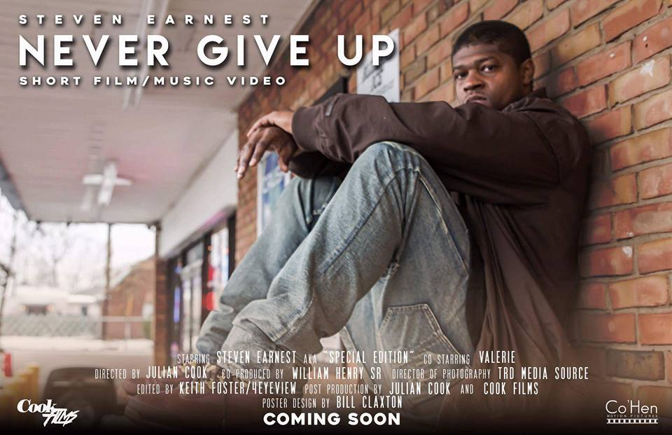 Steven Earnest aka Special Edition – Never Give Up (Short Film/Music Video)