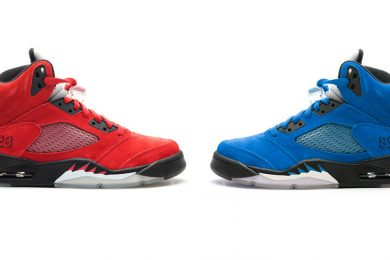 air-jordan-retro-red-blue-suede-2017