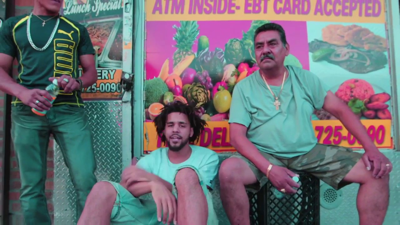 Watch J. Cole's 'False Prophets' and 'Everybody Dies' Videos